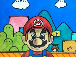 It's a me Mario by sampson1721