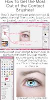 Eye Editing Tutorial by thethiirdshift