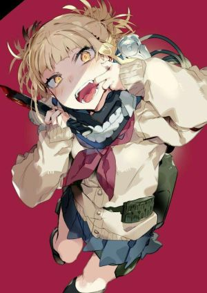 Himiko Toga X M!Reader Part (1/2) by TaranThyGod on DeviantArt