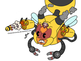 Pokemon and Cuphead Crossover 3