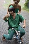 Peter Pan - Mah magic bike 2 by AxelTakahashiVIII