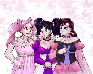 Future Princesses by ErinPtah