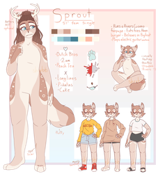 Sprout Ref August 2018 // by shrvbb