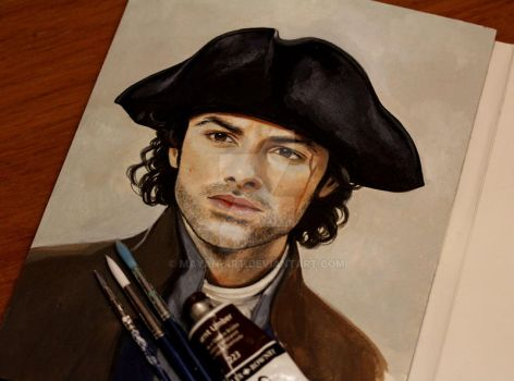 Poldark - work in progress by mayan-art
