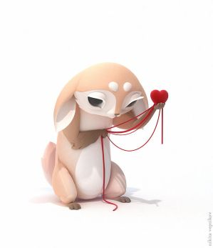 Be my valentine by veprikov