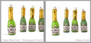Champagne Charms by chat-noir