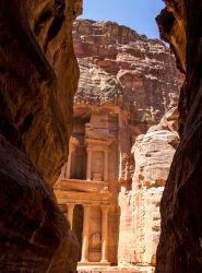 The Treasury, Petra by RDores