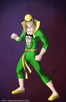 Iron Fist by mhunt