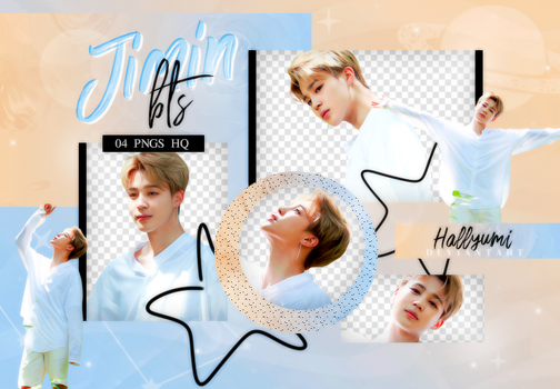 PNG PACK: Jimin #21 (Season's Greetings 2019) by Hallyumi