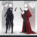 (CLOSED) Adoptable Outfit Auction 292-293