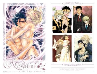Doujinshi: Road to Nowhere. by inma