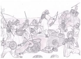 Conquest of Indus Valley by Hashashin619