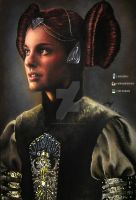 Padme Amidala by JAF-Artwork