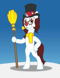 Losty the Snowmare by marioking89