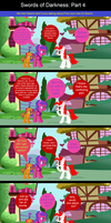 Family Time: Swords of Darkness Part 4 by EmoshyVinyl