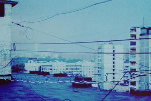 Moscow roofs II by faelivrinen
