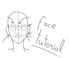 Simple Tutorial on face (Female) by SweetnSourmixx