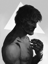 Augmented Corvo by coupleofkooks