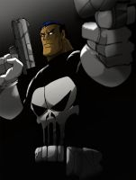 Punisher by Misterho