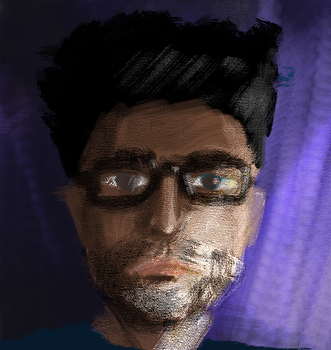 Portrait Of Somebody by Chillpipe