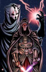 Revan and Nihilus 2014 by WiL-Woods