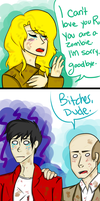 Warm Bodies: M is for MothaFofo by ImMixyAndImBlue