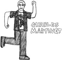 Charles Martinet- Break Time Sketches by jamesgannon