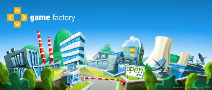 Game Factory Landscape by Game-Factory