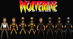 Wolverine (New Earth) by Nova20X