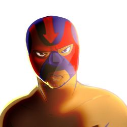 Masked Muscle by ColeSuave