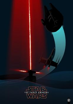 Star Wars - The Force Awakens by Arian-Noveir