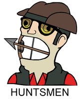 HUNTSMEN by Rickz0r