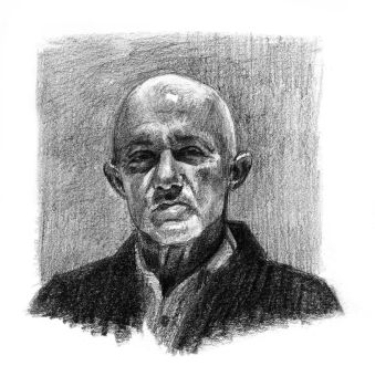 Mike Ehrmantraut by TheNecco