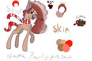Party Present ref by SnowflakeCrystalYT