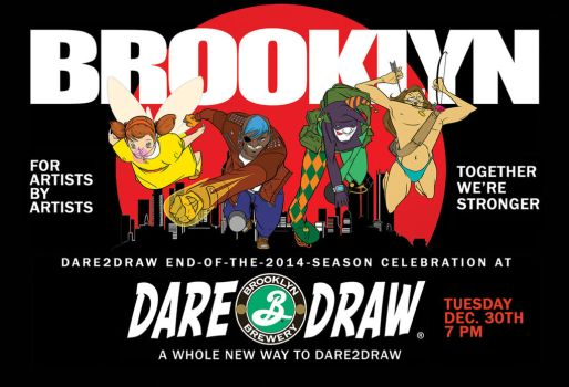 Dare2Draw End-of-the-2014-Season by Dare2Draw