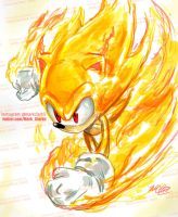 Super Sonic by Mark-Clark-II
