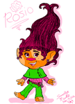 Trolls Sona Rosio by Colorfulmoongato