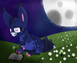 Bloo DTA entry by raven101111