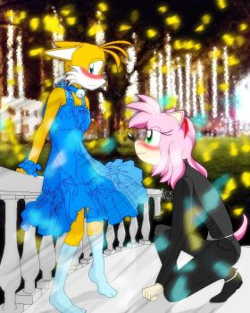 May I have this Dance by RandomFoxFan
