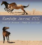 Rampage Journal CSS by Aryenne
