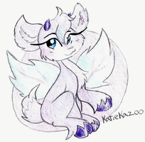 Neopets - Faerie Ixi by Lacedra