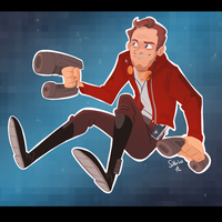 Star-Lord by Sibsy