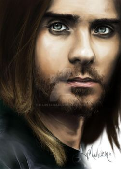 Leto in Colour by ellastasia