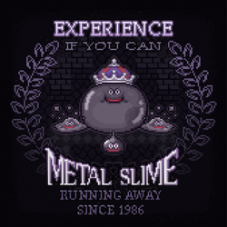 Metal Slime by likelikes