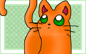 FIRESTAR-SCRIBBLE WARRIORS by Fuuthecat
