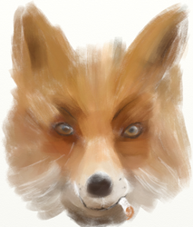 Mr. Fox by Catmandolin