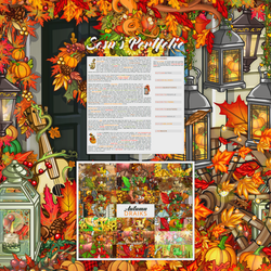 Fall Home by sosuftw
