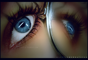 Double Vision by littlemewhatever