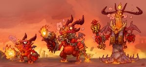 Hell Faction by Randommonkies