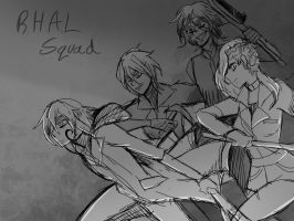 RHAL squad one shade by AK-47x